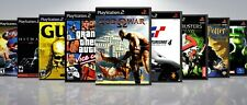 Replacement PlayStation 2 PS2 Titles G-I Covers and Cases. NO GAMES!