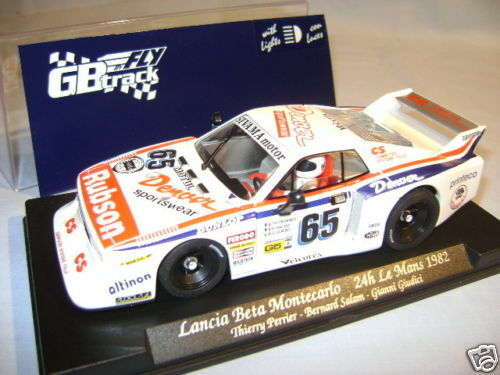 Fly GB39L Lancia Beta Montecarlo 24h. Le Mans 1 32