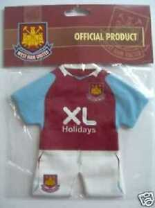 West-Ham-United-Football-Club-XL-Holidays-Mini-Home-Car-Kit-Hanger-Utd-WHUFC
