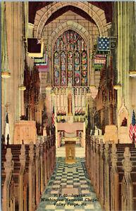 Valley Forge, Pennsylvania, Washington Memorial Chapel ...