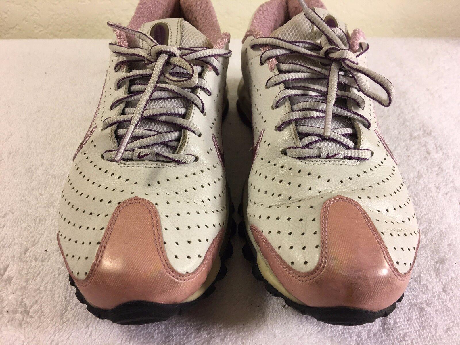 nike air max bianco rosa donne donne scorpe scorpe scorpe 7,5 carino!313387-151! | Stile elegante  | Maschio/Ragazze Scarpa  | Scolaro/Ragazze Scarpa  | Maschio/Ragazze Scarpa  3fefbe