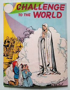 Challenge-to-the-World-The-Story-of-Fatima-Catholic-Comic-Book-Francis-McGrade