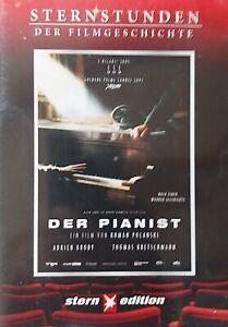DVD-Der-Pianist-2004-OSCARNOMINIERT-Adrien-Brody-Roman-Polanski
