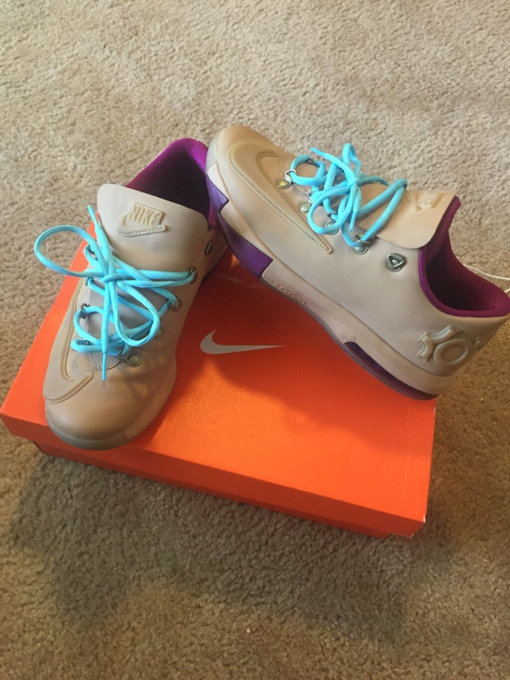 Nike Kd gums  Cheap and fashionable