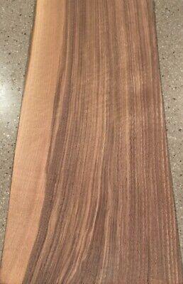 "Eucalyptus Wood Veneer 34"" X 16"" 3 WIDE Sheets 11 Sq Ft"