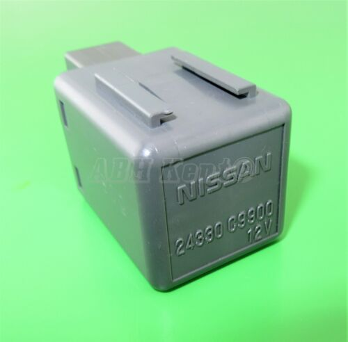 95-10 Nissan Infiniti 260 2-Pin Gris Ventana Disyuntor Relé 24330C9900
