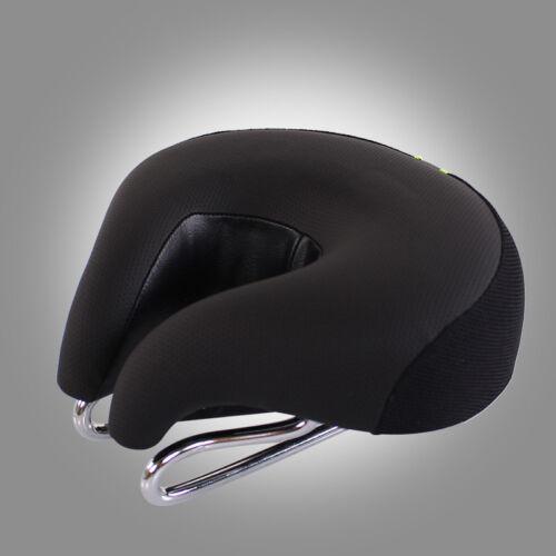 Wide Big Road Saddle MTB Bike Seat Bicycle Cycling Foam Gel Prostate Sport New