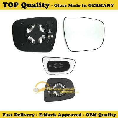 RHS Covex Wing Mirror Glass LAND ROVER Range Rover Fits to reg 2010 To 2012