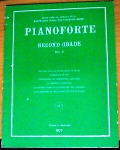 Pianoforte-Second-Grade-No-9-Australian-Public-Examinations
