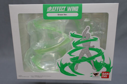 Tamashii EFFECT WIND Green Ver Bandai Japan NEW ***