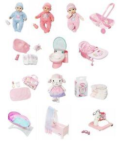Baby-ANNABELL-BAMBOLA-COLLEZIONE-ACCESSORIO-Playset-Per-Bambini-Baby-Toy-Zapf-Creation