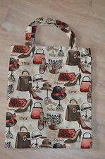 Gobelin Tasche Einkaufstasche Sporttasche Shopper ♥ Mode  NEU
