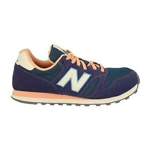 b3d4d1f3061 Image is loading Womens-NEW-BALANCE-373-Navy-Blue-Trainers-WL373AD