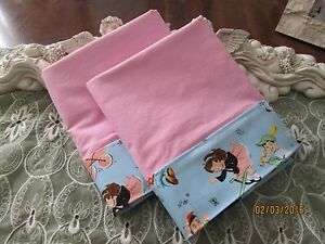 COUNTRY COTTAGE KIDS SET/2 GOOD OLE SUMMERTIME PLAYING IN THE PARK PILLOWCASES
