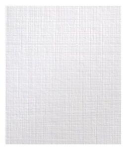 50 Zeta Lino Texture Bianco A4 Filigranata Carta 100GSM