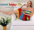 Sweet Happy Life [Digipak] by Connie Evingson (CD, 2012, Minnehaha Music)