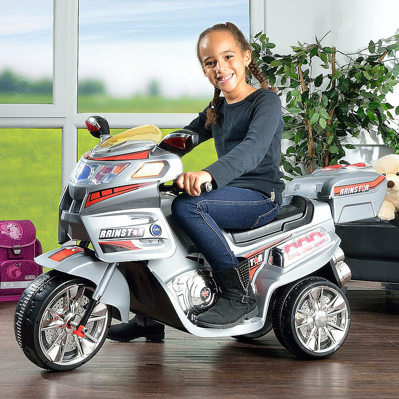 Elektro Kindermotorrad  Kindermotorrad mit Elektroantrieb inkl. Netzteil