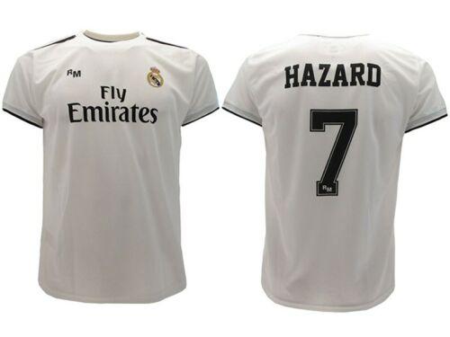Trikot Hazard Real Madrid 2019 2020 Offizielle Blancos Eden 7 Camiseta Offiziell
