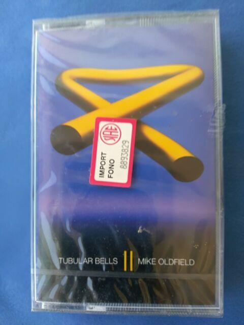 "MIKE OLDFIELD ""TUBOLAR BELLS II"" MC K7 TAPE 1992 WARNER EUROPE SEALED"