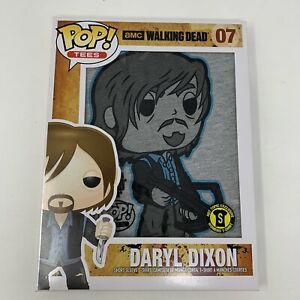 Funko-POP-Tees-Walking-Dead-Daryl-Dixon-07-Hot-Topic-Exclusive-Women-s-Small