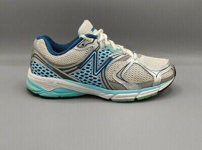 New Balance W940DP2 940v2 Blue/Silver Marathon USA Running Shoes women 9.5D | eBay