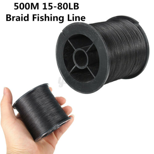 100M 500M Super Strong PE Braided Spectra Dyneema Sea Freshwater Fishing   ////