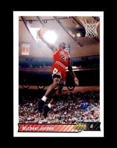1992-93-Upper-Deck-Set-Break-23-Michael-Jordan-NM-MT-OR-BETTER-GMCARDS