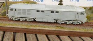 Revell 02185 Diesel Locomotive BR 131- 231 DB Faulhaber Motor, RP 25 4009803021850