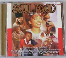 CD SOUNDTRACK Soul Food USHER Outkast EARTH WIND & FIRE