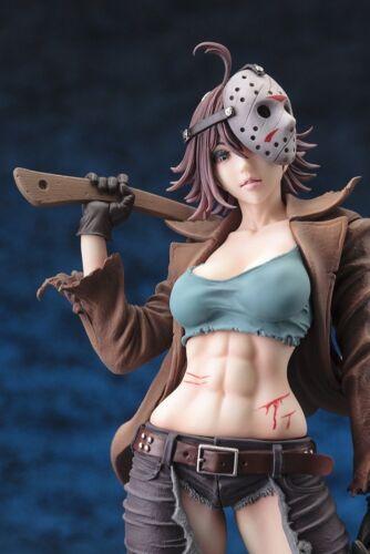 Kotobukiya Horror Bishoujo Freddy vs Jason Voorhees 2nd Edition Figure Halloween