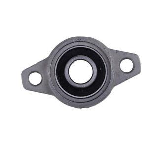 2X-12mm-Bohrung-Durchmesser-KFL001-Stehlager-Flansch-Rhombische-Lager-amp