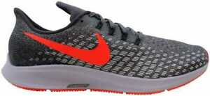 best service ced33 55bf3 Details about Nike Air Zoom Pegasus 35 Thunder Grey/Bright Crimson  942851-006 Men's Size 11.5