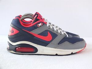 Details about Nike Air Max Navigate Women's Running Shoes GrayNavyPink Size 8.5 US