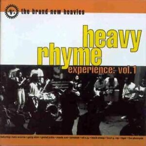 Heavy Rhyme Experience, Vol. 1 [PA] by The Brand New Heavies (CD, Jan-2000, FFRR