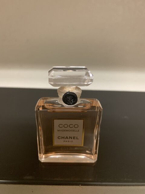 Chanel Coco Mademoiselle Pure Parfum 025 Oz 75 Ml For Sale