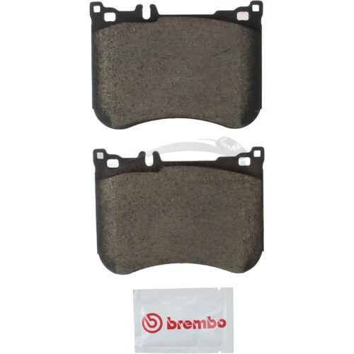 New Brembo Disc Brake Pad Set Front P50095N Mercedes MB S550 SL400 SL550