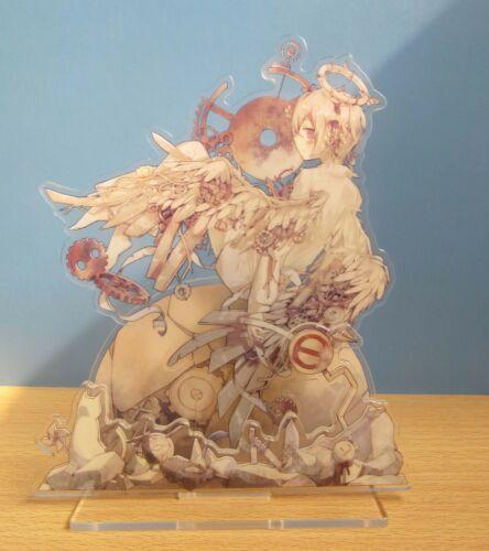 Nico Niconico Soraru Mafumafu Acrylic Display Stand keychain keyring 2-side Gift