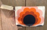 Orla Kiely Summer Stem Sunset Medium Wallet