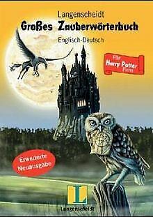 Langenscheidts Großes Zauberwörterbuch Englisch- De... | Buch | Zustand sehr gut