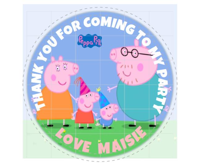 Children's Kids 700 Peppa Pig,Starwars /& Trolls Stickers Party Bag Filler Favour
