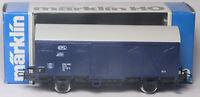 Spur H0 Märklin 4405 gedeckter Güterwagen Gs der CFL