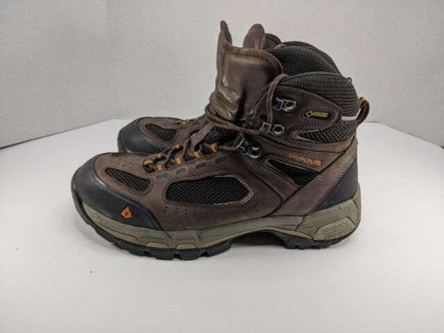 Vasque Breeze 2.0 Mid Gore-Tex Vibram Hiking Boots Men's US 10M Trail Active