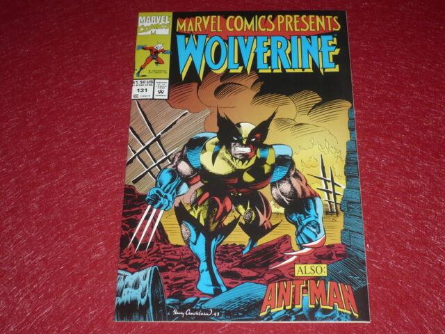 [Comics Marvel Comics USA] Presents #131 - 1993 Wolverine/Ghost Rider