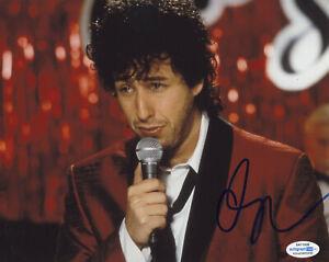 """*WOW* ADAM SANDLER SIGNED """"THE WEDDING SINGER"""" 8x10 PHOTO! ACOA COA EXACT PROOF!"""