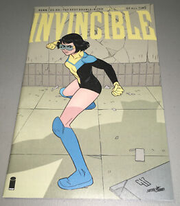 INVINCIBLE #144 Image Comics Cover B Final LAST ISSUE Robert Kirkman