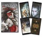Royo Dark Mini Tarot by Luis Royo 9780738745336 Cards 2015