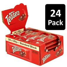 24 x 35g Maltesers Teasers Crunchy Creamy Milk Chocolate Standard Bar