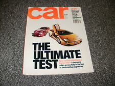 CAR       MAGAZINE       FROM  MAY     2000   ENGLISH MONTHLY