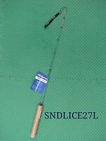 Shakespeare Noodle Ice 27 Light Spinning Rod Sndlice27l