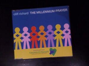 CD-SINGLE-CLIFF-RICHARD-THE-MILLENNIUM-PRAYER